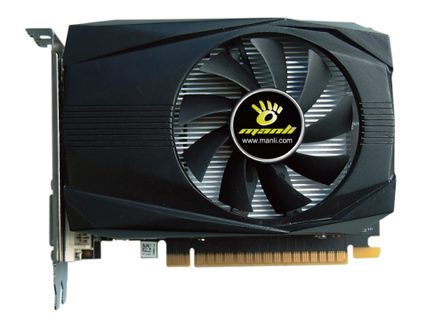 MANLI GeForce GTX 1050 (F370G+N452)